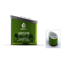 Свечка Senze Vitalizing Massage candle lemon pepper eucalyptus 150 мл.