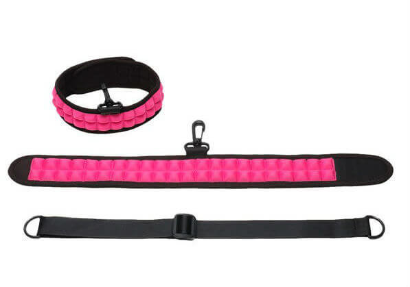 Ошейник Speak No Evil Choker, Cerise